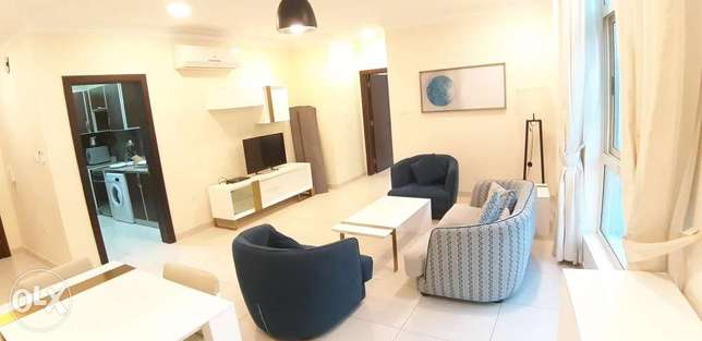 Luxury 1bhk fully furnish apartment for rent in Adliya