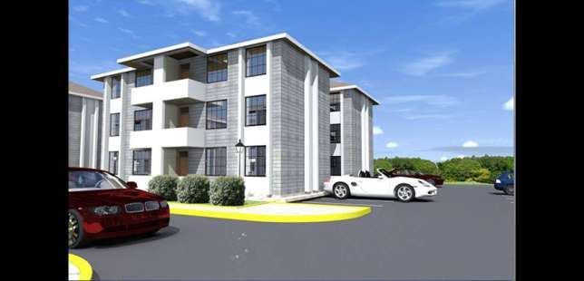 2 bedroom appartments for sale (urithi osten terrace) Thika - image 4