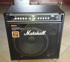 MB100 morden and classic bass amp