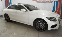 2014 mercedes-benz c-class sedan 250 be amg 7g-tronic