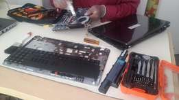 LAPTOP REPAIR SERVICES Specialists in Cape Town
