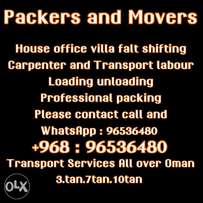 Transport & house Moving