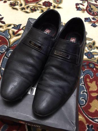 437a0eaf Продам мужские кожаные туфли: 300 грн. - Мужская обувь Балта на Olx