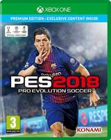 Pro Evolution Soccer 2018 - Premium Edition (Xbox One)
