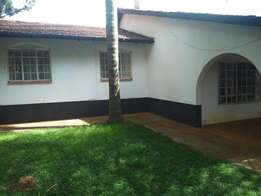 A house bungalow for sale at loresho