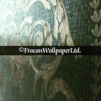 Damask wallpapers. Yuletide sales