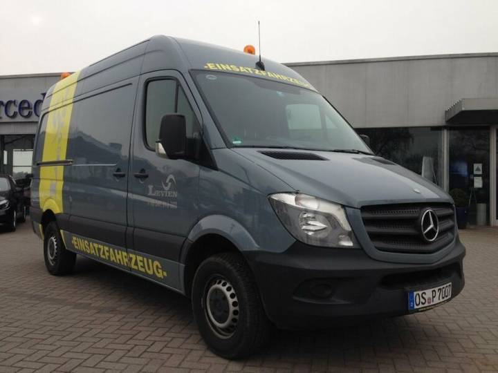 Mercedes-Benz Sprinter 316 CDI mit Ladebordwand LBW - 2014
