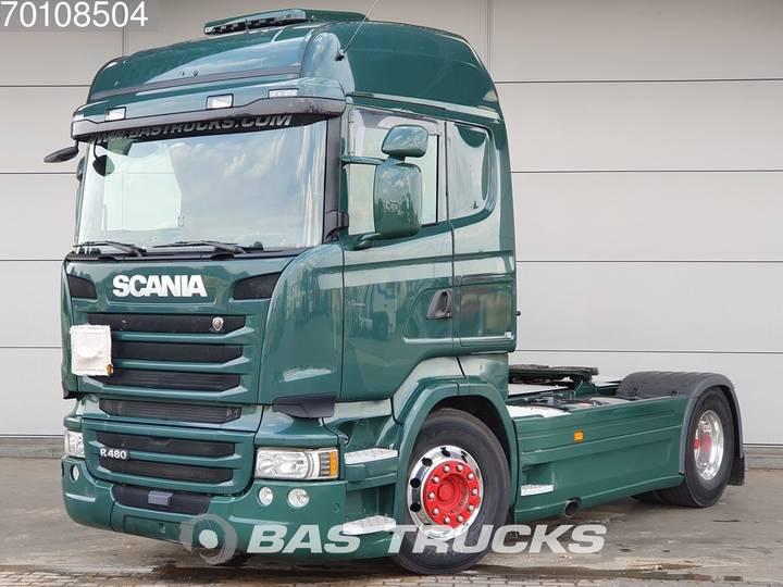 Scania R480 4X2 Retarder Standklima ACC Euro 5 - 2013