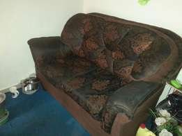 Used 2 sitter sofa chair on sale