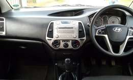 I20 Hyundai in good condition