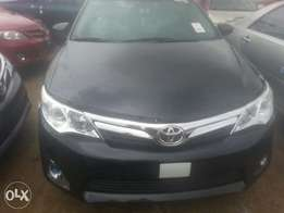 Tincan cleared tokunbo toyota camry 2013 xle fuloption