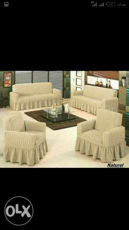 Seat covers, Dinning covers, that comes with diff colors Embakasi - image 1