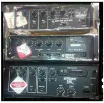 P.A Amplifiers