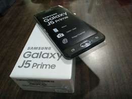 **STYLISH** Samsung Galaxy J5 PRIME in box TO SELL OR SWOP