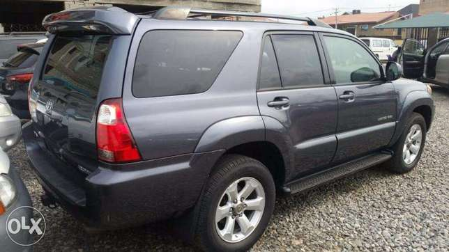 Toyota 4Runner, 2007, Leather Seat. LIMITED. Very OK To Buy From GMI. Lagos - image 6