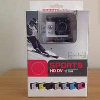 GoPro HD Sports Camera With All Accessories - Brand New Condition