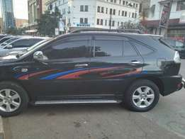 Toyota Harrier on Quick Sale