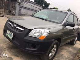 Very Clean Registered Kia Sportage 2006