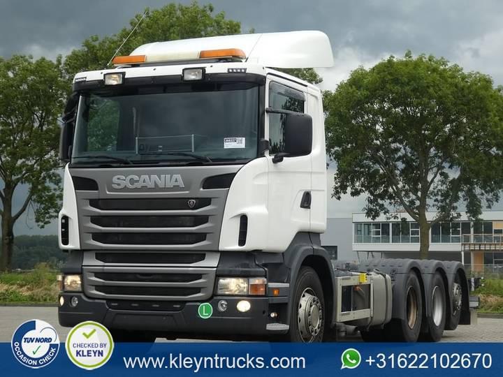 Scania R440 8x4*4 mnb wb375 - 2011