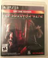 Metal Gear Solid V: The Phantom Pain (Ps3 game)