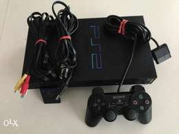 Ps2 ex uk console