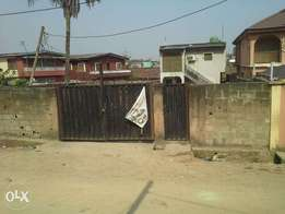 One Storey Building On A Full Plot For Sale At Ikosi Ketu