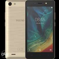 Tecno WX3P Pro android 7.0 5000mah battery
