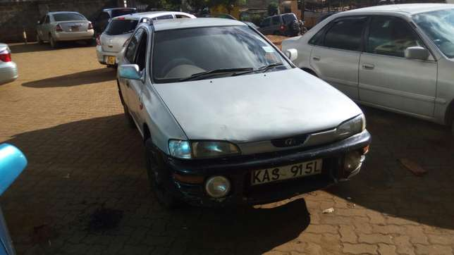 Subaru impreza 5 speed manual 1500cc 4wd Kasarani - image 3