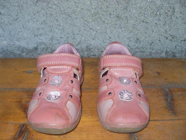 b125c0b04 Продам детские кожаные туфли весна,лето,осень на девочку 27 размер Донецк -  изображение