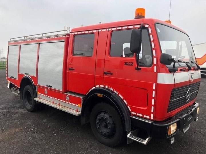 Mercedes-Benz 1117 - 2019
