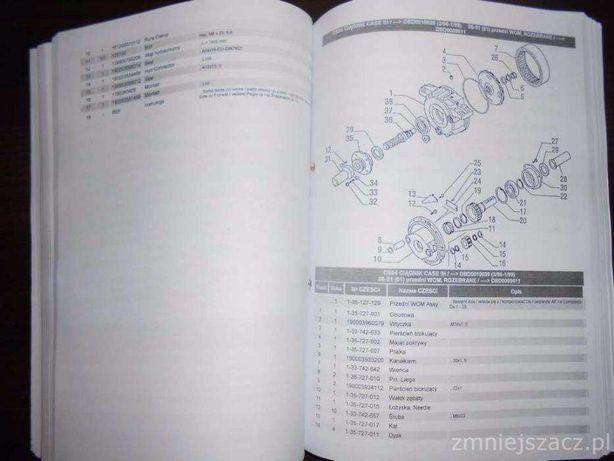 Cudowna Katalog części Case IH 5120,5130,5140,5150 Toruń • OLX.pl XR92