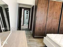 modern 2 bedroom semi furnished apartment for rent in SALMIYA