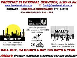 Prestige Electrical , call outs
