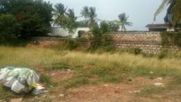 Ukunda south coast Ten acres For Sale