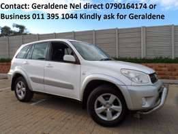 2005 Toyota Rav4 180 5Door Excellent Condition Mileage 131000 Call Now