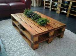 Pallet table for sale