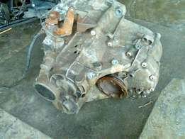 Audi a3 2.0t 2006 gearbox striping for spares