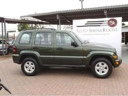 2007 jeep cherokee 3.7l affordable suv in showroom condition