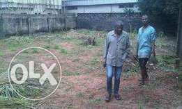 4 plots of land for sale at commisoners quarters Awka