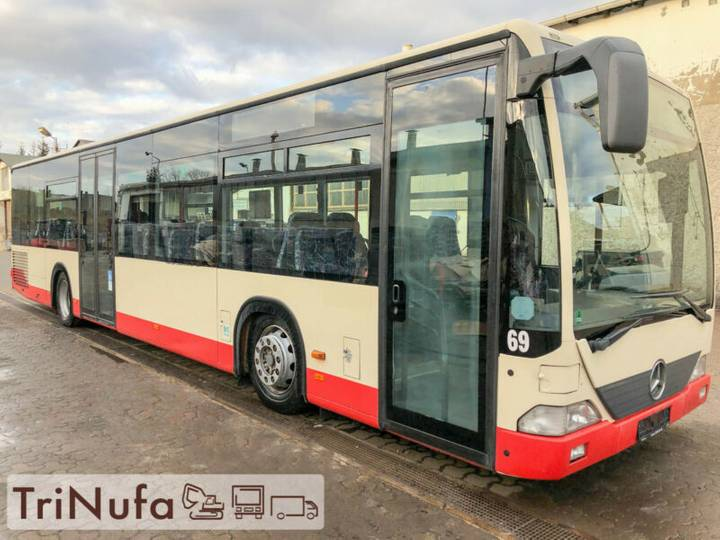 Mercedes-Benz O 530, Citaro Ü | Retarder | HJS Filter | - 2004