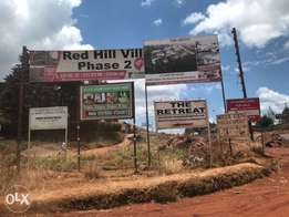 Prime 15 Acres for Sale in Red Hill, Ruaka
