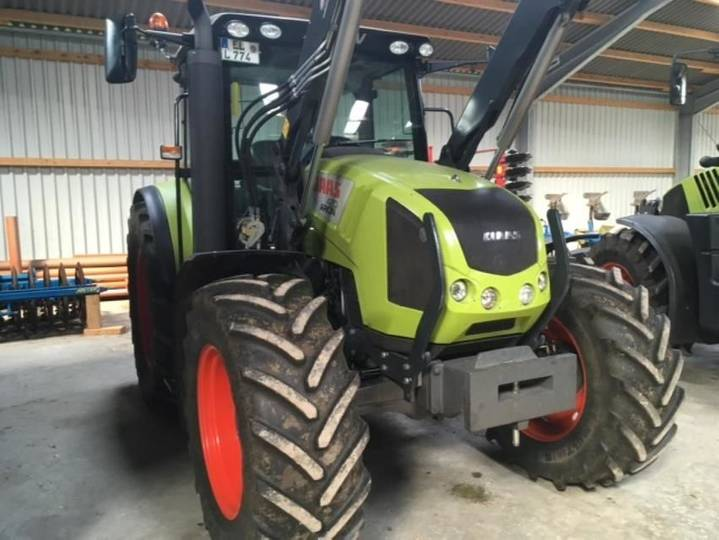 Claas arion 420 cis - 2012