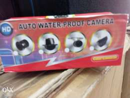 Auto water proof reverse camera