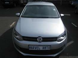 2013 Volkswagen Polo 1.6 Comfortline For R125000