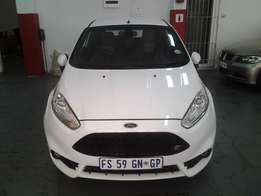 2015 Ford ST 2.0 for sell 210000r