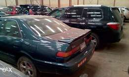 Smooth!! Toyota Camry 1999 model