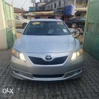 2007 Model Toyota Camry Sports Sliver Fully Loaded Toks