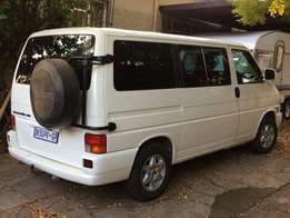 2003 Volkswagen Caravelle Syncro.