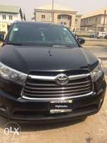 2015 Model Toyota Highlander Limited Used Selling Cheap