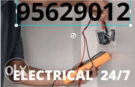 You can interface with us for any electric and plumbing issue,